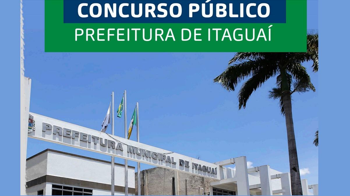 Concurso Prefeitura Itaguaí RJ – Educação e Administração
