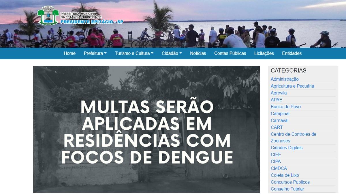 Donos de Imóveis com foco de dengue levarão multa de até R$430,00