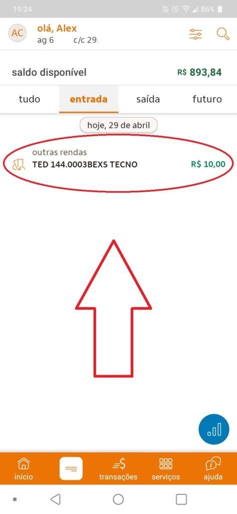 comprovante tiktok Passo a passo: Como sacar o dinheiro que você ganhou no Tik Tok