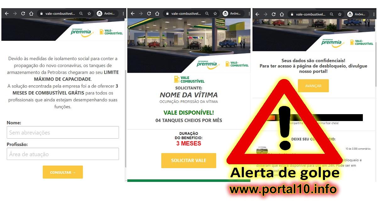 golpe petrobras combustivel gratis A Petrobras vai doar vale combustível aos trabalhadores?
