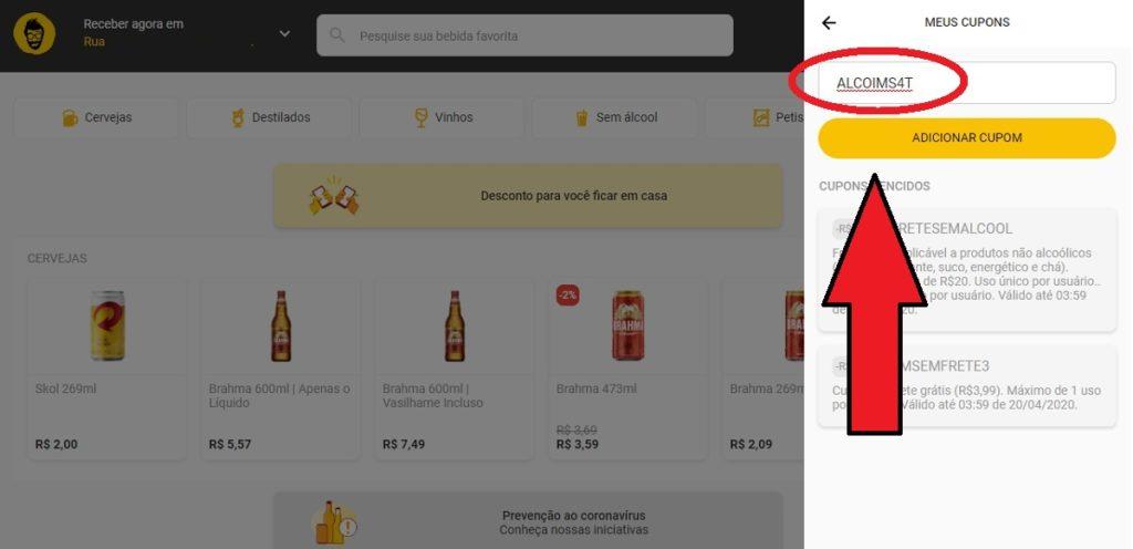 ze delivery cupom desconto Testamos o Zé Delivery - Delivery de bebidas online
