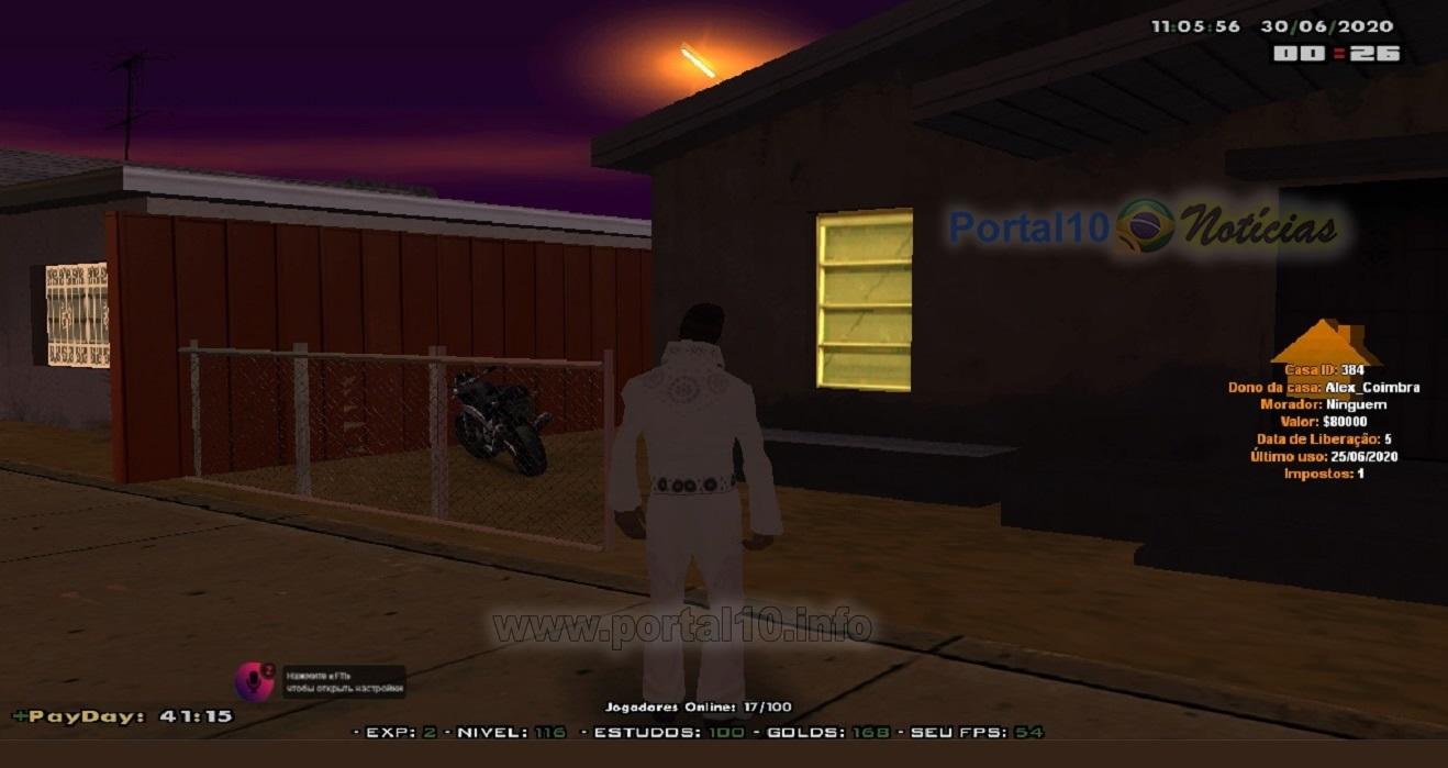 Tutorial / Comandos do GTA Multiplayer RP SA-MP – Five M de pobre