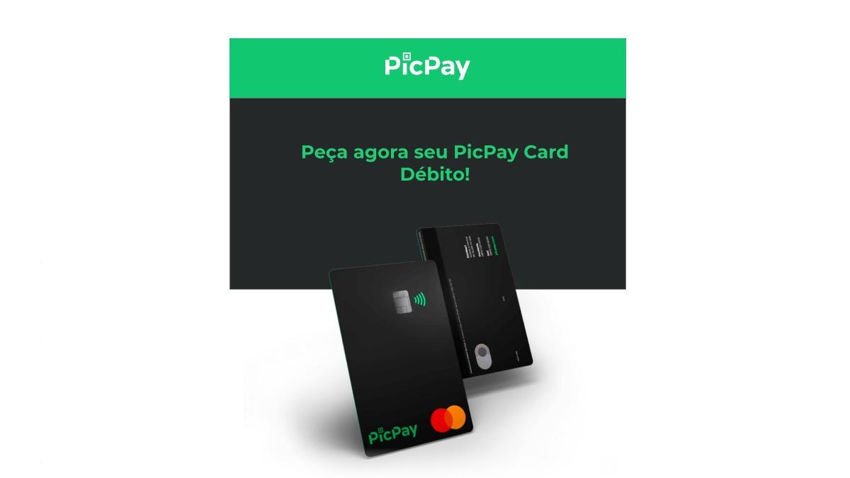 PicPay lança seu próprio cartão de débito: PicPay Card