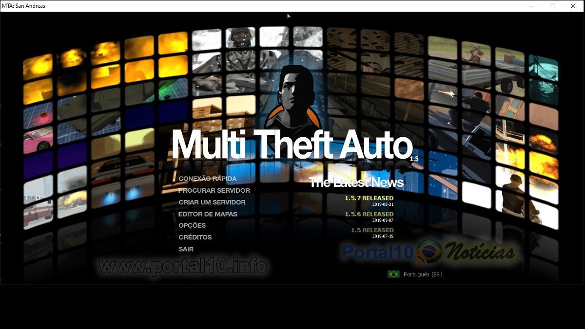 Tutorial / Comandos do GTA Multiplayer  MTA – Five M de pobre