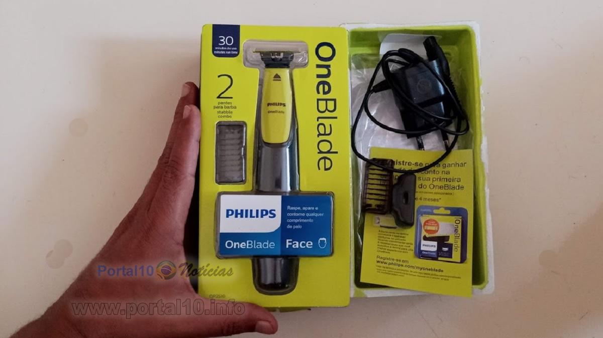 Philips OneBlade: Testes e Avaliação do portal