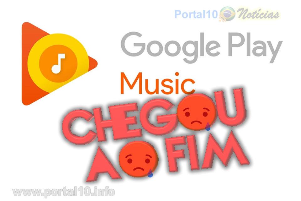 Fim do Google Play Music: Como o serviço será descontinuado