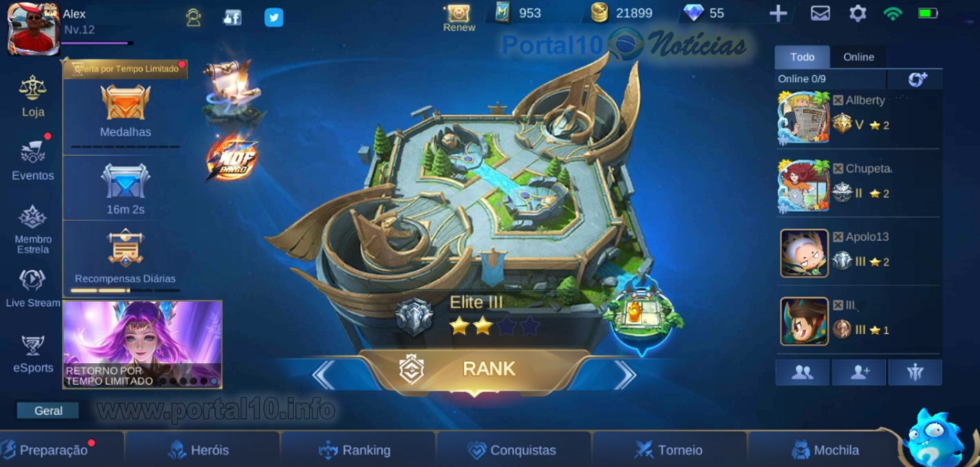 mobile legends bang bang Mobile Legends Bang Bang: Online Multiplayer Game