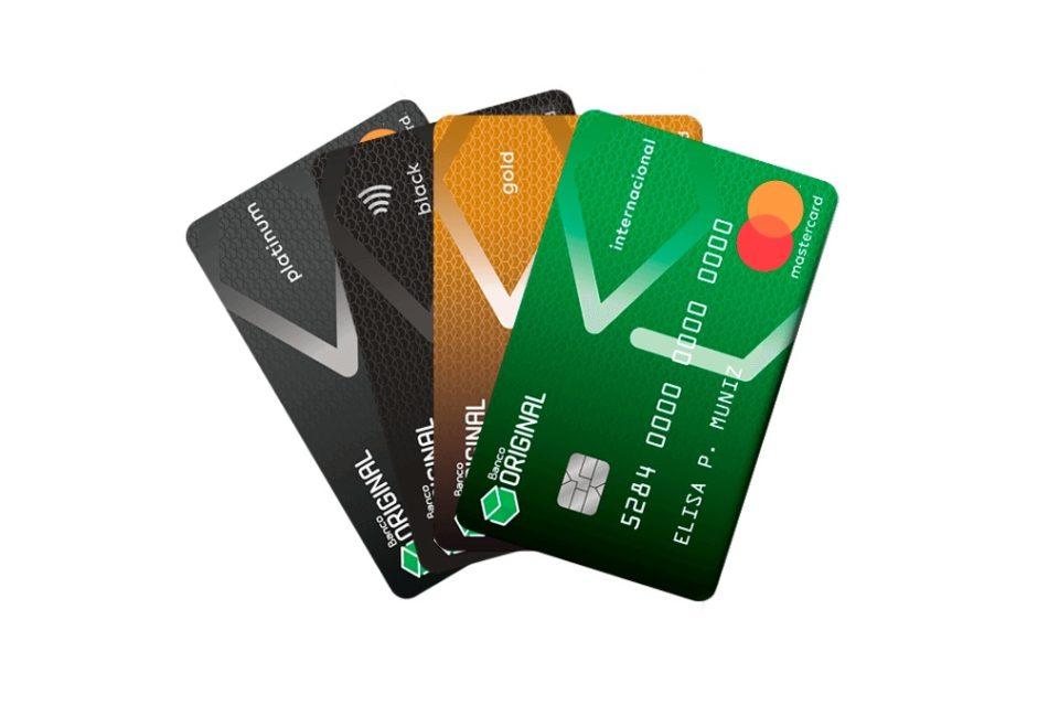 cartao original Cartão de débito Original agora é aceito em mais aplicativos