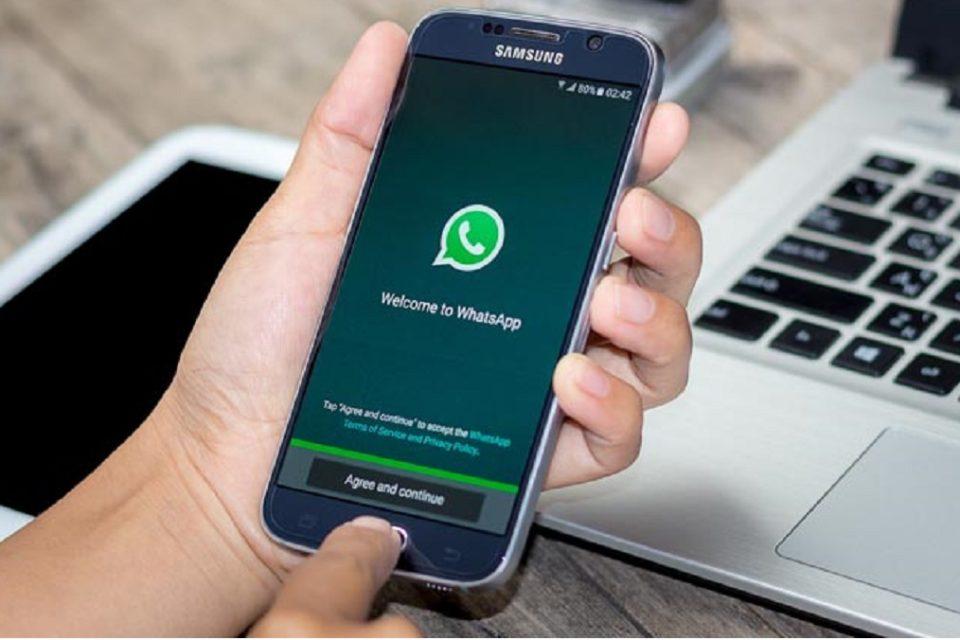 Como denunciar mensagens suspeitas no whatsapp