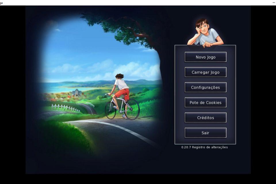 SummerTime Saga v0.20.7 com tradução oficial em português.