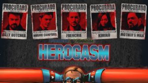 "the boys herorgasm The Boys 3ª temporada Dublado online: ""Herogasm""?"